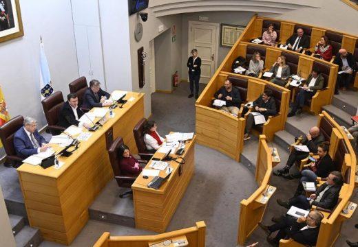 O pleno da Deputación da Coruña aproba un orzamento de 184 millóns de euros para 2020