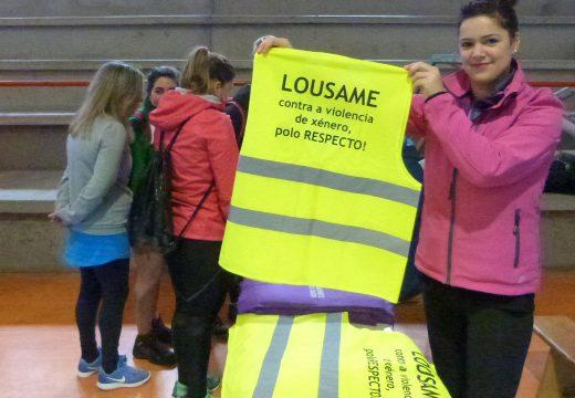O Concello de Lousame convoca a V Andaina contra a violencia de xénero, que terá lugar o domingo 24 de novembro
