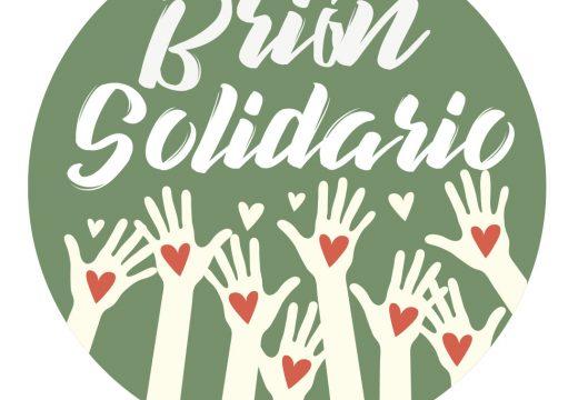 """""""Brión Solidario"""" pon en marcha a oitava campaña de recollida de alimentos polo Nadal"""
