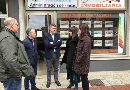 A Xunta apoia a 8 proxectos de emprendemento feminino na comarca de Ferrolterra cun investimento de 98.000€