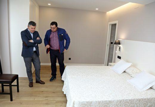 A Xunta inviste máis de 53.000€ na mellora de dous establecementos turísticos da comarca de Bergantiños-Costa da Morte