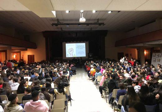 Cincocentos rapaces e rapazas participaron no IV Concurso de Videocreación contra a Violencia de Xénero do Concello de Noia