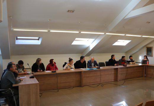 O Pleno municipal aproba definitivamente o estudo de detalle da parcela na que se emprazará o futuro auditorio de Brión