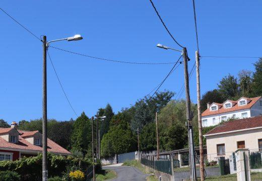 Máis da metade das aldeas de Brión teñen cobertura ou previsión de cobertura de fibra óptica e as restantes están incluídas nas convocatorias do programa do Estado