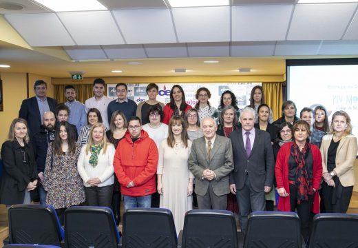 Eva Martínez destaca a efectividade do plan laboral convocado pola Confederación de Empresarios