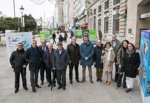 O Goberno local aprobará a próxima semana a segunda modificación urbanística do PXOM para facilitar os accesos á Intermodal