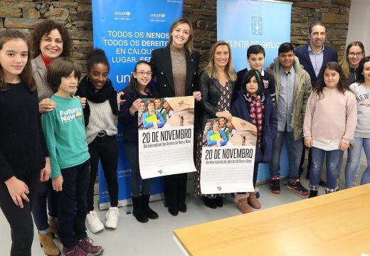 A Xunta de Galicia creará un Consello autonómico de participación infantil e adolescente en 2020