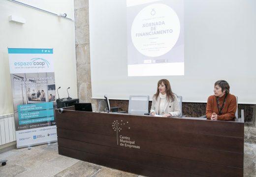 O Concello participa na Xornada de Financiamento, unha iniciativa que apoia o emprendemento na cidade