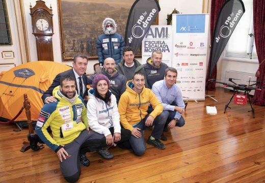 A expedición de alpinismo Amadablam 2020 partirá desde A Coruña con material solidario para as zonas rurais das montañas de Karakorum