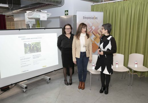 Eva Martínez anima as mulleres emprendedoras a exerceren un liderado real