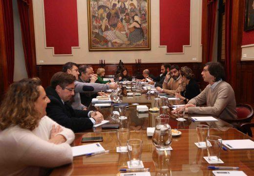 O Consello da Memoria Democrática inicia unha nova etapa co firme propósito de recuperar a Casa Cornide