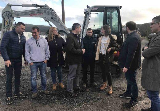 A Xunta apoia a contratación de 40 traballadores en empresas da comarca de Bergantiños-Costa da Morte a través do programa Galicia Emprega