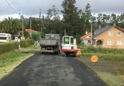 Moeche ten en marcha ou rematados máis de 187.000 euros en proxectos