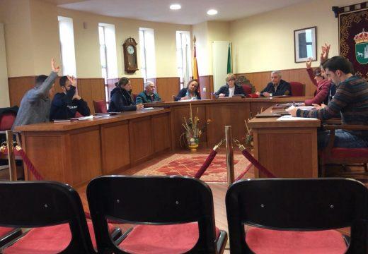 O Pleno de Trazo desestima as propostas da Alcaldía de crear unha mesa de contratación e de inadmitir a reclamación do PSOE á aprobación inicial do Orzamento de 2018