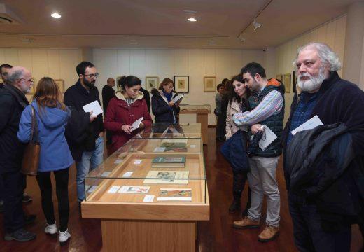 O Museo do Gravado de Artes exhibe 36 litografías do francés Toulouse-Lautrec
