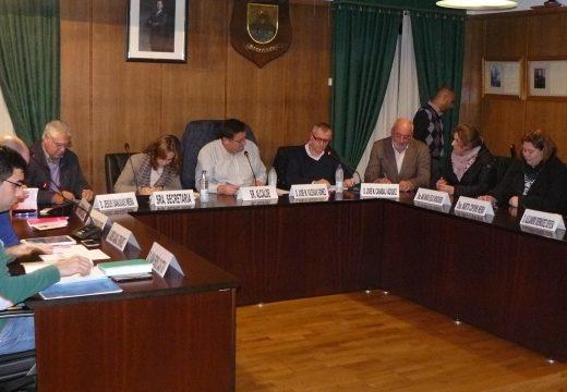 O pleno de Boqueixón dá a súa conformidade ao proxecto para ampliar o saneamento en Lestedo e Sergude