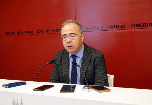 O alcalde avanza que o orzamento para 2020 ascenderá a 117 millóns de euros, cun «incremento notable en investimentos e políticas sociais»