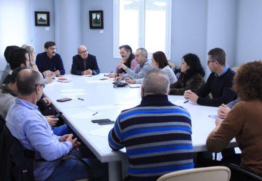 A Deputación da Coruña e os concellos da Costa da Morte retoman o proxecto da ruta BTT de cicloturismo