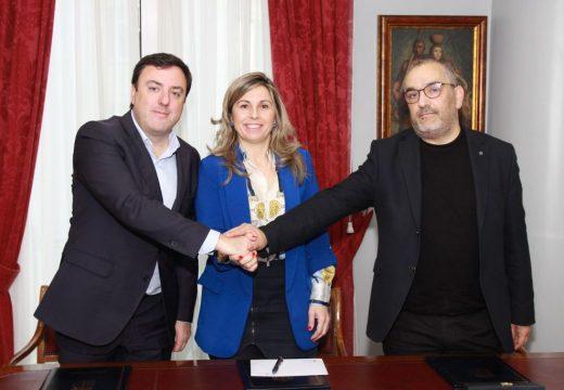 A Deputación da Coruña financia con 97.000 euros a atención a visitantes e a programación cultural do castelo de Vimianzo e os batáns de Mosquetín