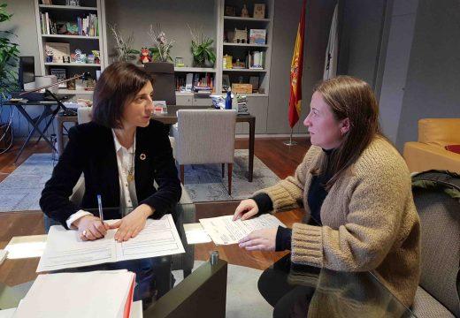 Medio Ambiente e concello de Boimorto impulsarán o programa de compostaxe doméstica no municipio con novos composteiros