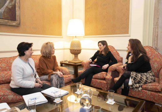 O concello estudará as peticións de mellora da Asociación de Pais de Persoas con Trastorno do Espectro Autista (Aspanaes)