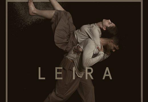 Nova Galega de danza estrea 'Leira' no teatro Rosalía Castro da Coruña e dentro da rede galega de teatros e auditorios