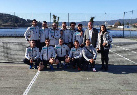 O Club Deportivo Máster Noia de tenis xoga o seu primeiro partido federado na 3ª División do Campionato Galego por Equipos Absoluto