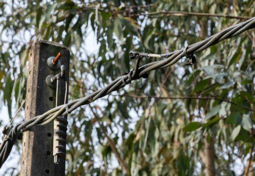 O Concello e veciñanza de Moeche reclaman melloras na subministración eléctrica