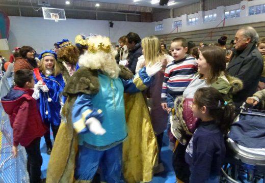 O Concello de Lousame organizará unha Cabalgata de Reis polas parroquias na mañá e unha Festa de Reis na tarde do 5 de xaneiro