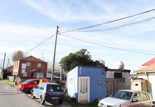 O Goberno local expropiará dúas construcións en Elviña para a mellora do proxecto de reurbanización no entorno do lavadoiro e a fonte