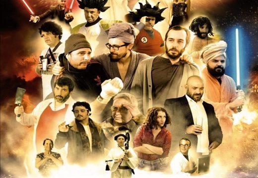 """O vindeiro domingo 26 de xaneiro ás 19.00 h. no teatro Elma, terá lugar a proxección do filme: """"Los amigos. La pinícula"""""""
