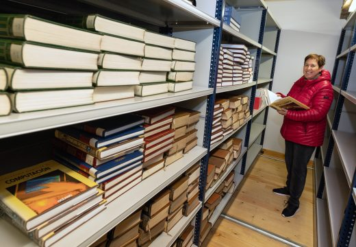 A Biblioteca de San Sadurniño lánzalle un novo reto lector á rapazada