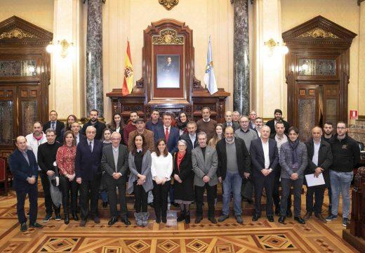 Concello e Emalcsa impulsan o deporte inclusivo e solidario cun investimento de 250.000 euros para 26 entidades da cidade