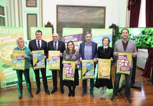 O Medio Maratón C21, unha aposta decidida do Concello polo deporte sustentable