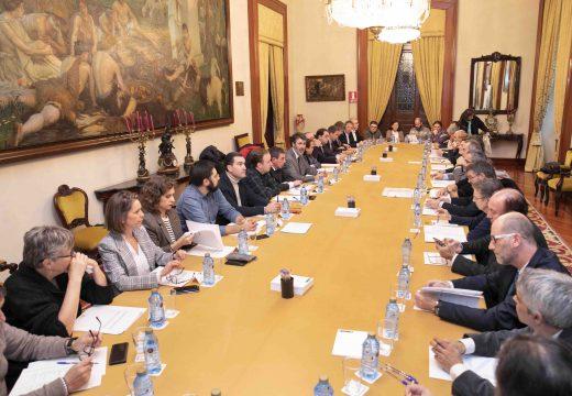 A Mesa pola Mobilidade Sostible impulsa a declaración da Coruña como «Cidade 30»