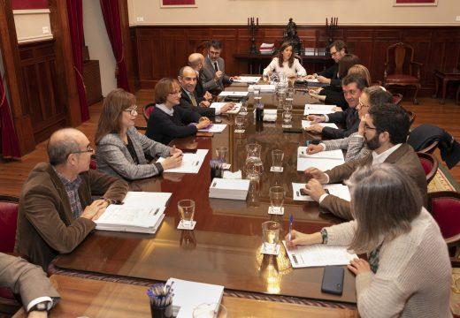 A Xunta de Goberno Local aproba a declaración dos Xardíns de Méndez Núñez como Zona de Especial Protección
