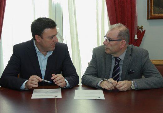 A Axencia Enerxética Provincial da Coruña asesorará o Concello de Miño en materia de aforro e eficiencia enerxética
