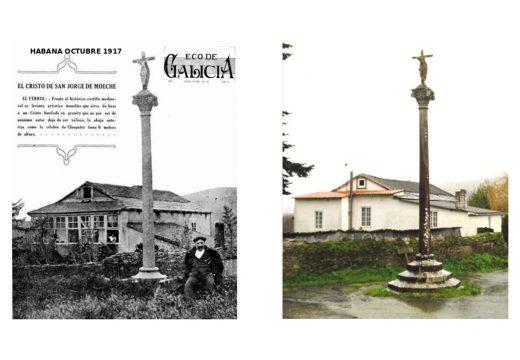 A Aula CeMIT de Moeche propón recuperar a memoria colectiva do municipio a través da fotografía