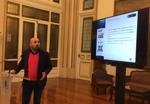O novo portal web do Concello achega á cidadanía a actualidade da Coruña dunha maneira máis sinxela e intuitiva