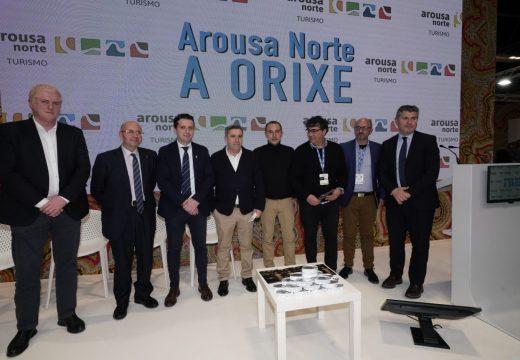 Turoperadores interésanse en FITUR nos recursos náuticos de Arousa Norte