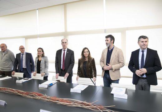O Goberno local confía en acordar coa Xunta o proxecto do novo CHUAC co fin de garantir o mínimo impacto para as vivendas afectadas