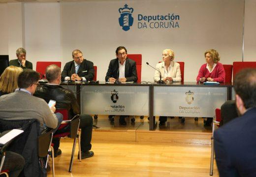 A Deputación da Coruña facilita aos concellos da provincia un programa para o control horario do seu persoal