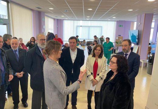 Adaceco inaugura en Culleredo o único centro de día especializado en DCA da área sanitaria da Coruña
