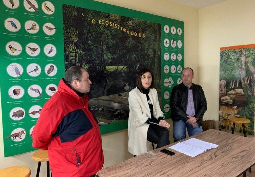 Medio Ambiente e a Sociedade de Pescadores río Mandeo colaborarán para promover a formación sobre pesca continental