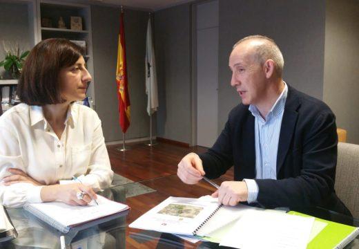 Medio Ambiente analizará o estudo de viabilidade do futuro parque empresarial de Coristanco