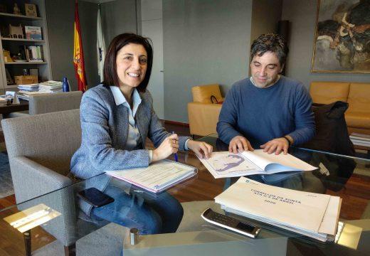 Medio Ambiente analizará a viabilidade de impulsar unha nova área de desenvolvemento industrial no concello de Santiso
