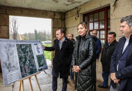 A Xunta de Galicia colaborará na construción dunha nova residencia en Padrón