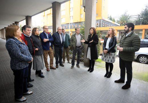 Ángeles Vázquez avanza que este mes a Xunta convocará unha nova orde de axudas para mellorar a accesibilidade das vivendas