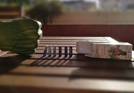 Medio Ambiente lanza a segunda edición do concurso fotográfico '#Eusonpilabot' para concienciar sobre a recollida de pilas entre o ensino galego