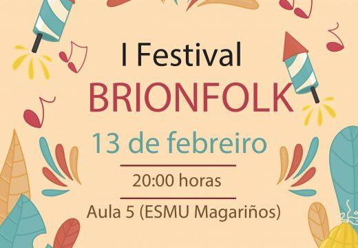 A Escola Municipal de Música Magariños celebra mañá xoves a primeira edición do Festival BriónFolk